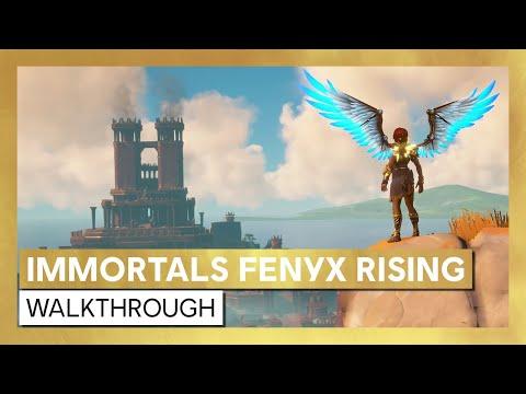 Walkthrough du jeu de Immortals: Fenyx Rising