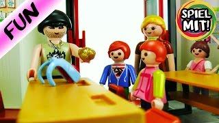 Playmobil Film Deutsch  DIEB IN DER SCHULE Spiel Mit Mir Kinderspielzeuge