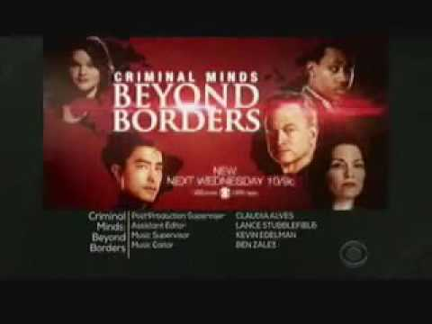 Criminal Minds: Beyond Borders 2.03 (Preview)