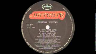 Crystal Waters - 100% Pure Love (Club Mix) 1994 MP3