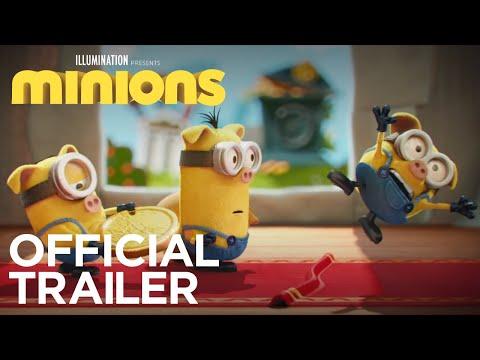 Minions (Trailer 2)