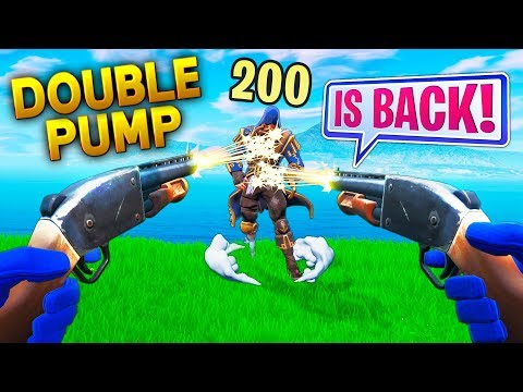 *NEW* HOW TO DOUBLE PUMP!! - Fortnite Funny WTF Fails and Daily Best Moments Ep. 1193