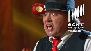The Apple Biting Juggler - The Gong Show