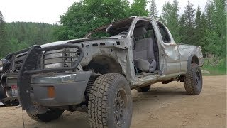 Can We Hot-Wire This Abandoned Toyota Tacoma?