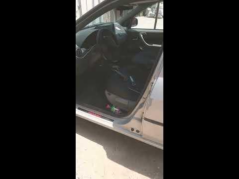 Устранения дребезжания двери Рено Логан при закрытии дешёвым методом