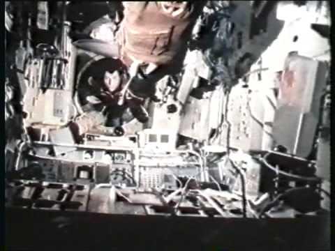 Система аварийного спасения космонавтов