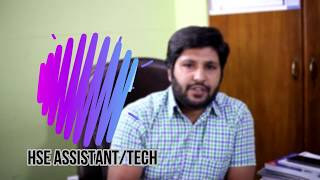 HSE Interview Questions & Answers (HSE Assistant / Technician Level)