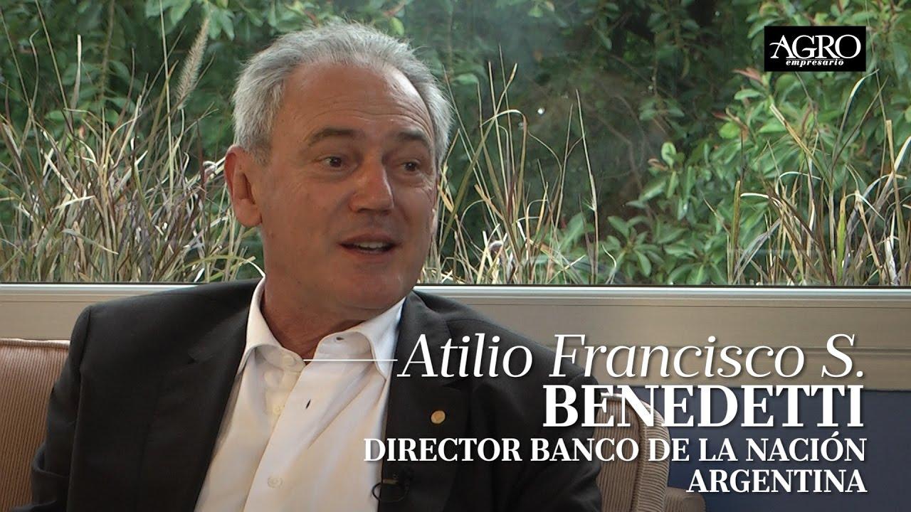 Atilio Francisco S. Benedetti - Director Banco de la Nación Argentina