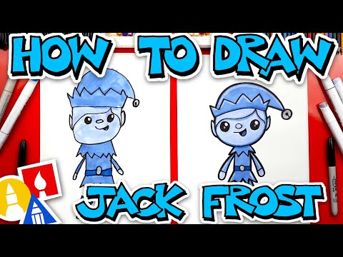 How To Draw Jack Frost
