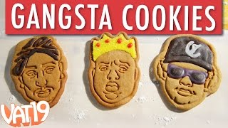 Gangsta Cookie Cutters Are A Rappers Delight