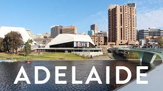 preview picture of video 'Adelaide - A City In Motion'
