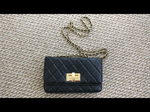 Chanel Dupe from Aldo