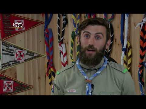 Joris Guérin : « Le scout voit dans la nature l'oeuvre de Dieu »