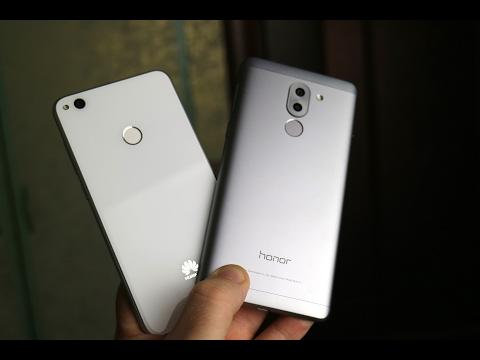 Huawei P8 Lite 2017 vs Honor 6X ITA