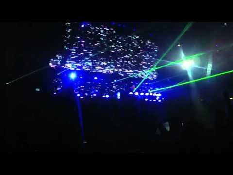 Concierto DJ Tiesto