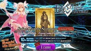 Illyasviel von Einzbern  - (Fate/Grand Order) - [FGO NA] 92 Tickets for Illya - Prisma Codes Pickup Summon