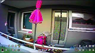 FPV 440 - Mobula6/7 Balcony Freestyle