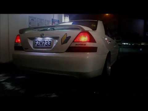 TOYOTA MARK II JZX110 i-RV VIDEO TEASER