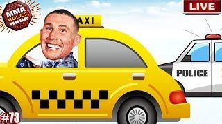 🔴 DARREN TILL RACES OFF IN A STOLEN TAXI + MMA NEWS!