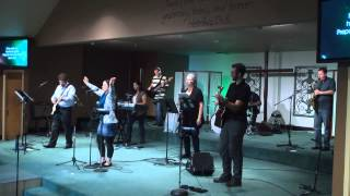 Did you feel the Mountains Tremble. Jesus Culture and Martin Smith Cover