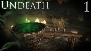 Skyrim Mods: Undeath - Part 1