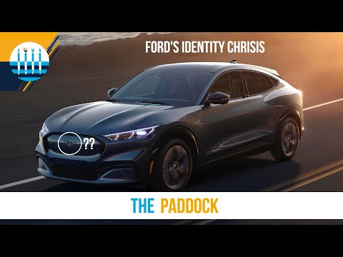 The Paddock | Ford Mustang Mach E - Tesla Just LOST