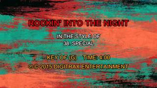 38 Special - Rockin' Into The Night (Backing Track)