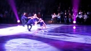 Tanith Belbin, Ben Agosto, Meryl Davis, and Charlie White 2010 Stars on Ice