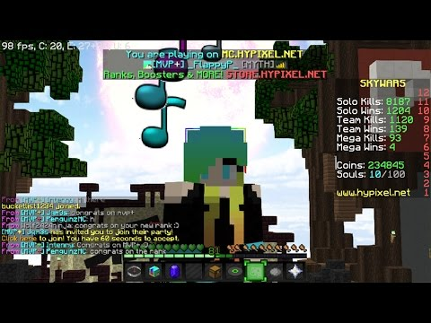 HOW TO GET FREE MVP+ on Hypixel (*Not Clickbait*) - RobbiDefault