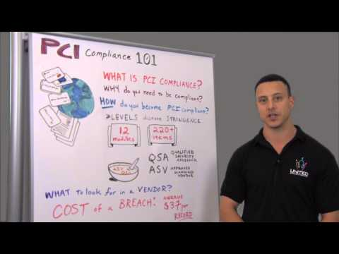 PCI Compliance 101 - What is PCI Compliance, and How to Become ...