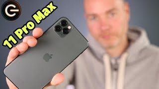iPhone 11 Pro Max Review   The Gadget Show