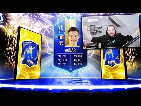 INSANE VALUE 95 RATED SBC AOUAR TOTS! - FIFA 19 Ultimate Team