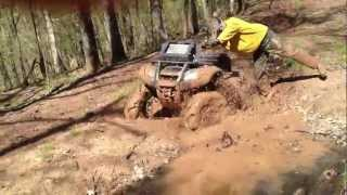 preview picture of video 'WV MUD TRAILS 2012'