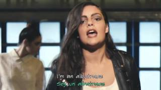 AronChupa - I'm an albatraoz (Lyrics - Sub Español) Video Official