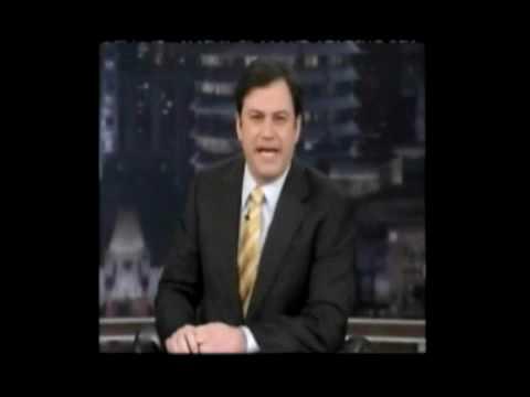 Jay Leno a 10 otázek pro Jimmyho Kimmela