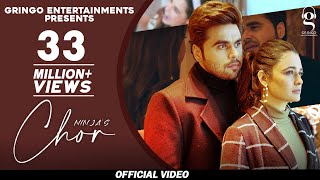 Chor (Official Video) | Ninja | Yuvika Chaudhary | Nirmaan | Gold Boy  | Latest Punjabi Songs 2020