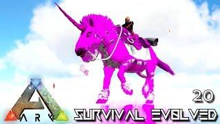 ARK: SURVIVAL EVOLVED - NEW TEK ARMED DODOREX FOREWORLD MYTH E96