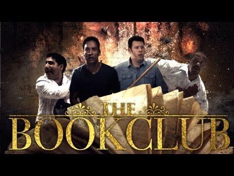 Nový webseriál The Book Club