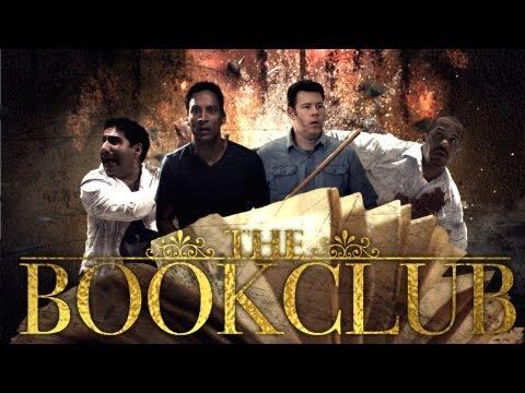 Nový webseriál The Book Club