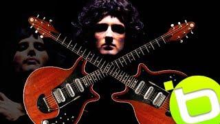 La Historia Detrás de la Guitarra de Brian May Guitarrista de Queen