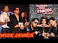 Balwinder Singh Famous Ho Gaya Movie Music Launch | Mika Singh, Shaan, Sunny Leone
