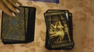 Ghost tarot deck review published by lo scarabeo - SOLD