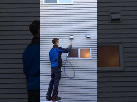 How To Do Exterior Dryer Vent Cleaning