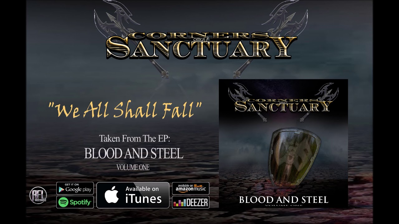 CORNERS OF SANCTUARY - WE ALL SHALL FALL