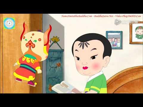 Tập 119/120, Phim Hoạt hình Đệ Tử Quy, Trang Sách Sống Lại, Phim Hoạt hình Phật Giáo, Pháp Âm HD