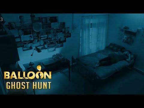 Ghost in Actress Anjali Bedroom | CCTV Footage | Balloon | Jai, Anjali | Sinish