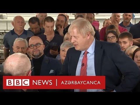 BBC aparıcısı Baş nazir Boris Johnson-u müsahibəyə çağırır