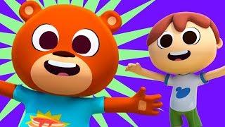 El Oso Iván -  Las Canciones del Zoo 5   El Reino Infantil