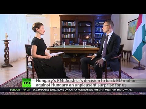 Hungary's FM: We are anti-migration government, whether Brussels likes it or not