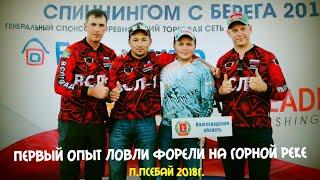 Чемпионат россии по ловле рыбы спиннингом с берега 2020